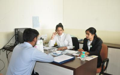 NCER College Campus Placement Drive